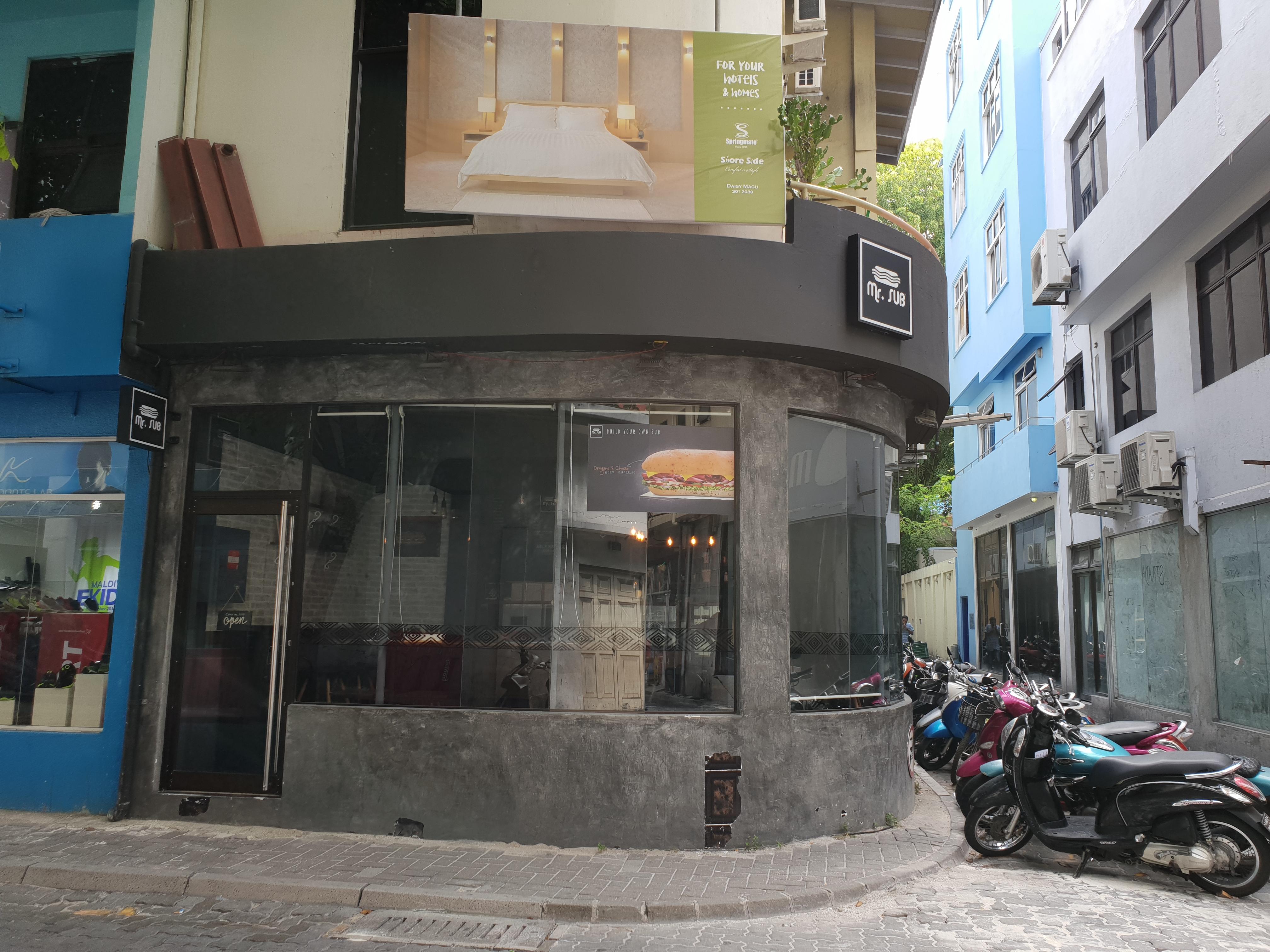モルディブレストラン