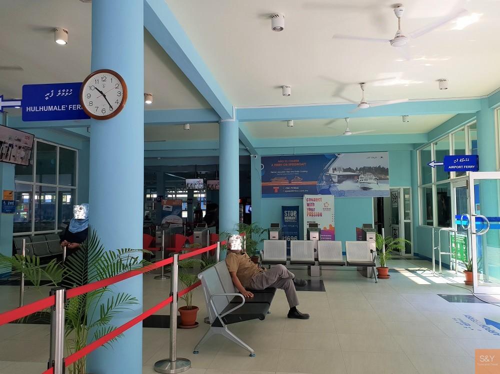 エアポートフェリーターミナル