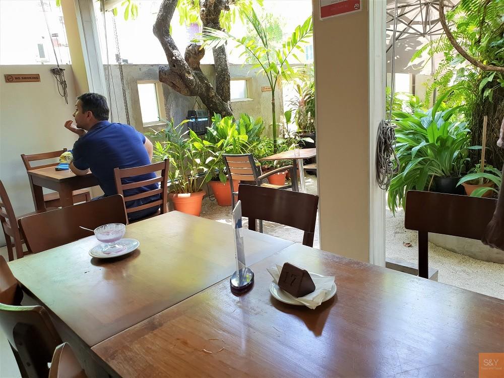 シーガルカフェ