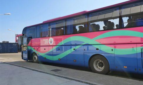 モルディブバス