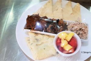 モルディブ料理